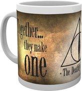 GB Eye 10oz Harry Potter Deathly Hallows Mug