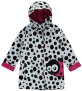"Wippette Little Girls' ""Polka Bug"" Rain Jacket"