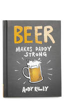 Chronicle Books Dad Beer Book