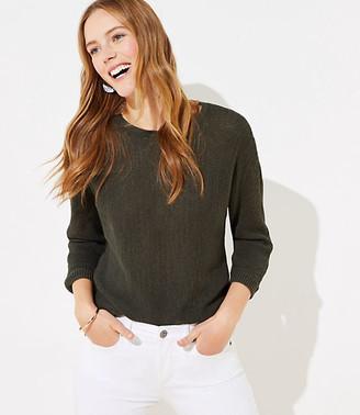 LOFT Dolman Sweater