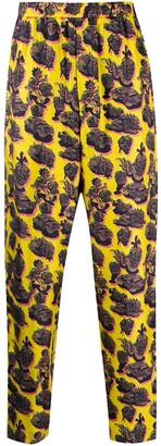 Stella McCartney Graphic Print Trousers
