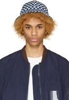 SASQUATCHfabrix. Blue Check Bucket Hat