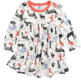 Tucker + Tate Infant Girl's Floral High/low Dress
