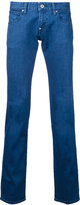 Factotum straight leg jeans