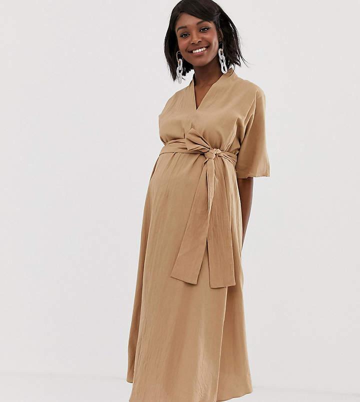 c1213d67a21b Maternity Midi Dress - ShopStyle UK