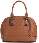 Scarleton Quilted Satchel H121204A