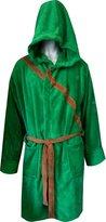 MJC Nintendo The Legend of Zelda Dress Like Link Hooded Robe for men