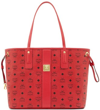 MCM Large Liz Reversible Visetos Shopper