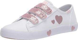 Keds Kids Girl's Kickstart 3V Sneaker