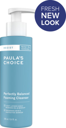Paula's Choice Perfectly Balanced Foaming Cleanser