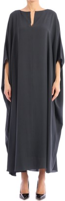 The Row V-Neck Maxi Dress