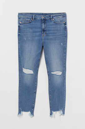 H&M H&M+ Skinny High Ankle Jeans