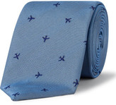 Paul Smith Aeroplane Tie