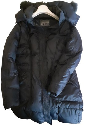 Gas Jeans Blue Synthetic Coats