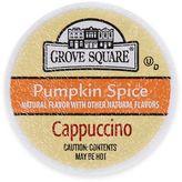 24-Count Grove SquareTM Pumpkin Spice Cappuccino for Single Serve Coffee Makers