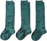 Classroom Uniforms CLASSROOM Big Girls' Uniform Opaque Knee Hi Socks 3-Pack