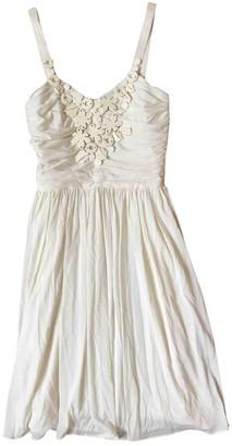 Cacharel White Dress for Women