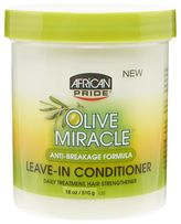 African Pride Olive Miracle Leave In Conditioner