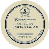 Taylor of Old Bond Street Mr. Taylor's Shaving Cream,5.3-Ounce