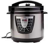 As Seen on TV Power Pressure Cooker XL 6 Qt
