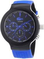 Lacoste Men's Borneo 2010654 Silicone Quartz Watch