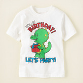 Children's Place Birthday party graphic tee
