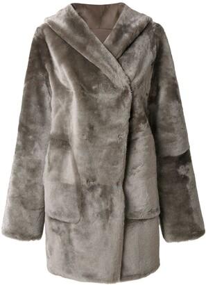 Sylvie Schimmel Hooded Coat