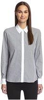 Frame Women's Long Sleeve Woven Shirt