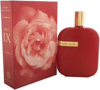 Amouage Unisex Library Opus Ix 3.4Oz Eau De Parfum Spray