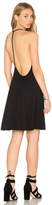Krisa Open Back Cami Dress
