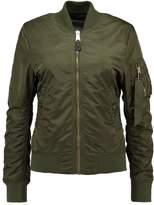 Alpha Industries Bomber Jacket darkgreen