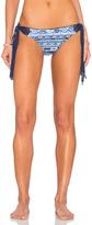 Nanette Lepore Santorini Scallop Vamp Bikini Bottom