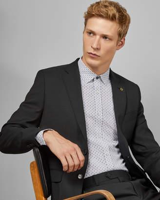 Ted Baker CARWAYJ Debonair spotted suit jacket
