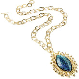 Amrita Singh Met Blue East Hampton Star Pendant Necklace