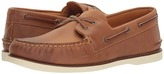 Sperry Gold A/O Cross Lace Men's Moccasin Shoes