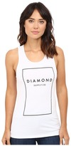 Diamond Supply Co. Boxed In Racerback Tank Top