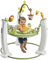 Evenflo ExerSaucer Jump and Learn Jumper Safari Friends Activity Center