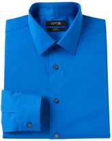 Apt. 9 Men's Modern-Fit Solid Stretch Spread-Collar Dress Shirt