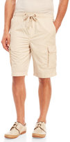 Tailor Vintage Solid Cargo Jogger Shorts