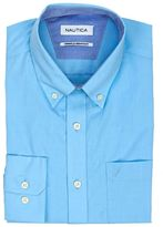 Nautica Wrinkle Resistant Solid Shirt