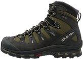 Salomon Quest 4d 2 Gtx Walking Boots Iguana Green/asphalt/dark Titanium