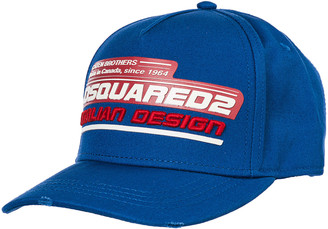 DSQUARED2 Italian Design Baseball Cap