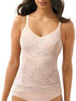 Bali Lace N' Smooth Firm Control Shapewear Camisole-8l12