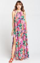 MUMU Rochester Maxi Dress ~ Aloha Beautiful