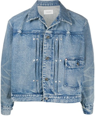 Tanaka Riveted Denim Jacket
