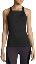 Koral Activewear Ratio Cutout Performance Tank Top