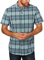 Quiksilver Everyday Check Short Sleeve Shirt