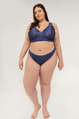 Ardene Plus Size Lace Cheeky Panties