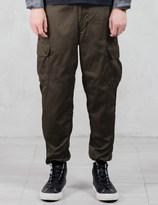 VALLIS BY FACTOTUM Cotton Cargo Pants
