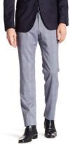 HUGO BOSS Genesis Glen Plaid Wool Trouser